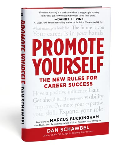 Promote Yourself - 3D Cover